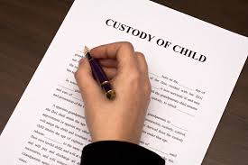 Child Custody Material Change Circamstances